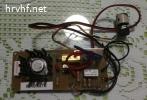 Komponente za pojačalo sa GI7B
